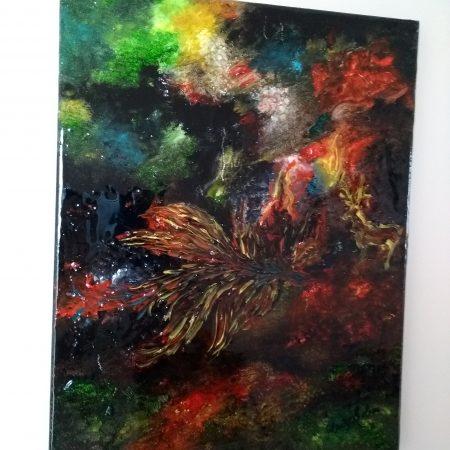 """""""La naissance du phoenix"""""""